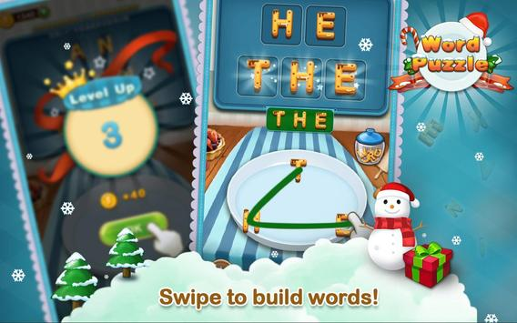 Word Connect Puzzle- Word Search Christmas Edition screenshot 8