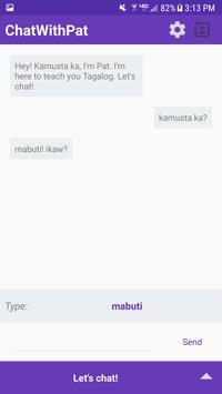 Chatter Matters - Practice a Language AI screenshot 3
