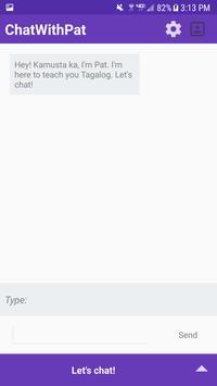 Chatter Matters - Practice a Language AI screenshot 1