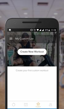 Fitness Coach | Gym Exercises and Diet Plans screenshot 2