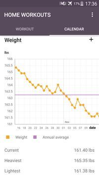Treino em Casa - Dieta e Personal Trainer apk imagem de tela