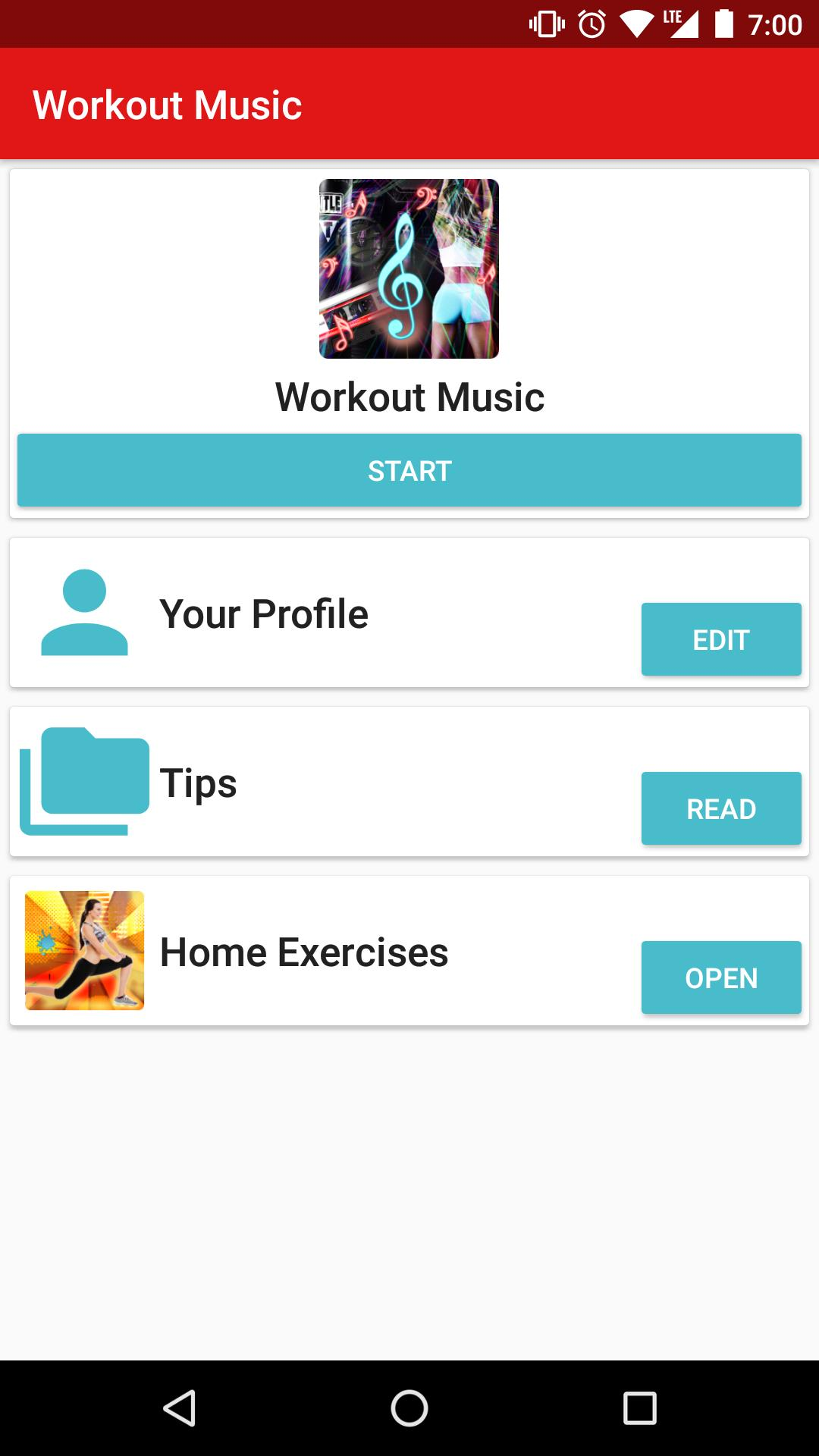 Motivational Workout Music for Android - APK Download