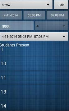 MVSR Attendance screenshot 4