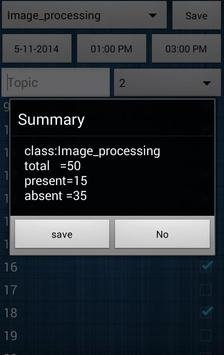 MVSR Attendance screenshot 3
