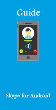 Guide for skype for business screenshot 1