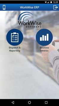 WorkWise ERP poster