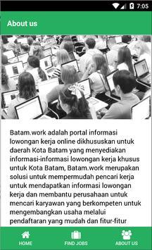 Batam Work screenshot 2
