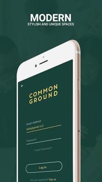Common Ground poster