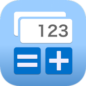 Dual Display Calculator icon