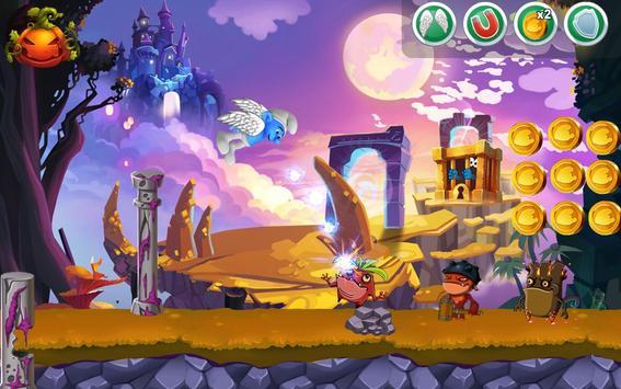 Legend of blue hero :quest for restore the village screenshot 2