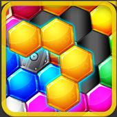 Hexa Block Puzzle Classic! icon