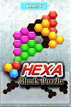 Hexa Block Puzzle Classic! screenshot 11