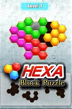 Hexa Block Puzzle Classic! screenshot 8