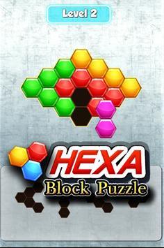 Hexa Block Puzzle Classic! screenshot 9