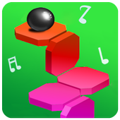 World Dancing Ball : Music Hit icon