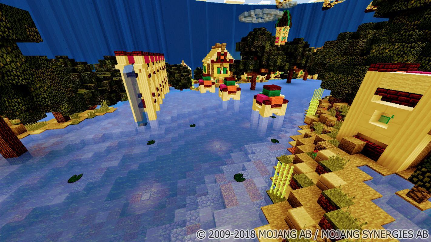 Minecraft Ancient Island Map