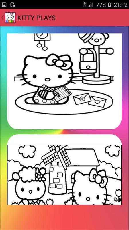 Coloring Book For Kitty APK Download