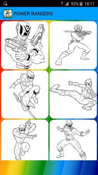 ba6fefa01 Super Hero Coloring Pages for Android - APK Download
