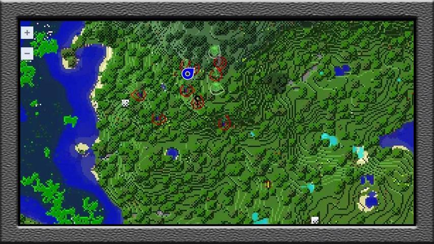 World map for minecraft pe for Android - APK Download