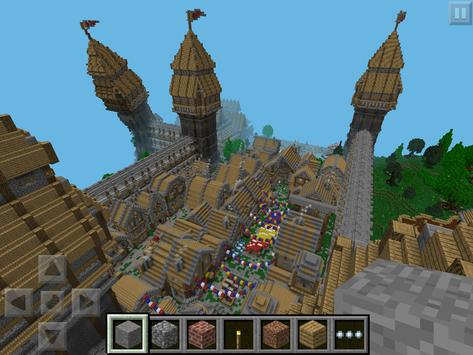 World maps for minecraft pe apk download free books reference world maps for minecraft pe apk screenshot sciox Image collections