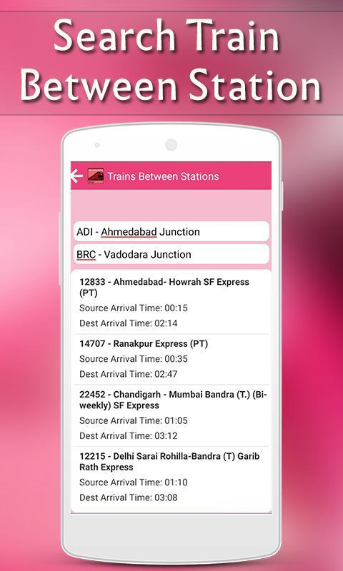 Indian Railway Info Guru for Android - APK Download