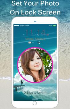 OS9 Photo Lock Screen : Slide screenshot 3