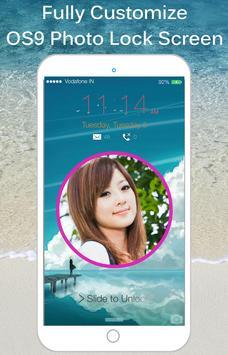 OS9 Photo Lock Screen : Slide screenshot 7