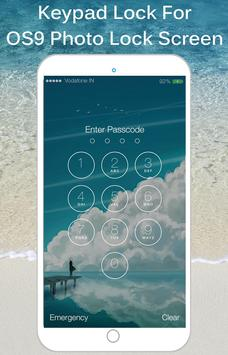 OS9 Photo Lock Screen : Slide screenshot 5