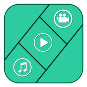 Video Grid Collage icon