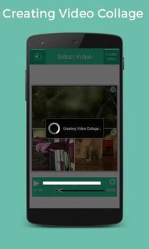 Video Grid Collage apk screenshot