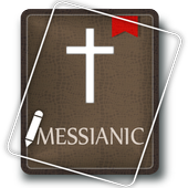 Messianic Bible (with Audio) icon