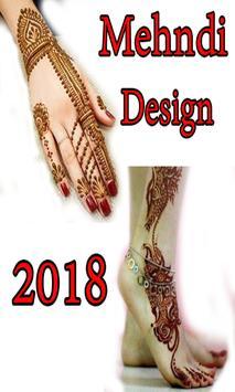 Mehndi Design 2018 poster