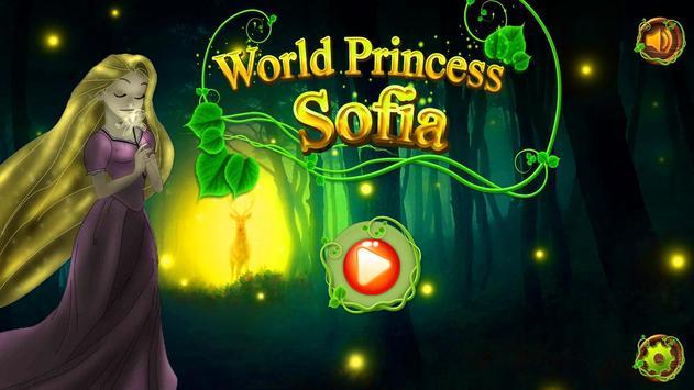 Super Princess Sofia Adventure poster