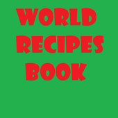 World Recipes - Free icon