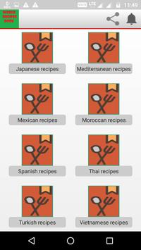 World Recipes - Free apk screenshot