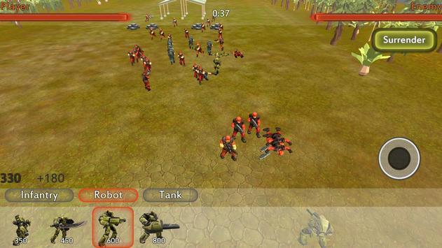 विश्व युद्ध III यूरो बैटल्स-World War 3 III Battle स्क्रीनशॉट 2