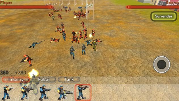 विश्व युद्ध III यूरो बैटल्स-World War 3 III Battle स्क्रीनशॉट 7
