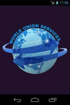 World Union Services poster