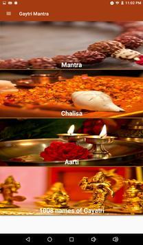 Gayatri Mantra and Chalisa HD screenshot 18