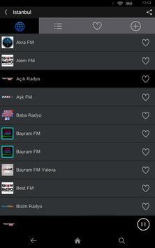 Radio Turkey apk screenshot
