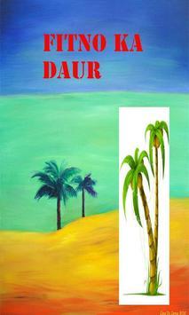 Fitno Ka Daur Urdu poster