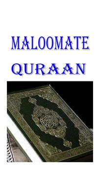 Maloomat e Quraan Urdu apk screenshot