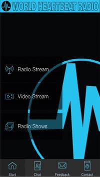 World Heartbeat Radio apk screenshot