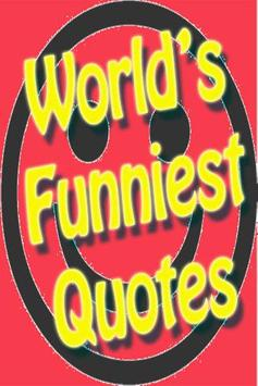 Bestof World's Funniest Quotes poster