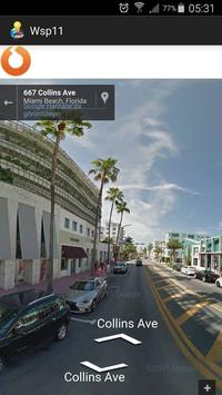 3D Maps Street panorama view screenshot 4