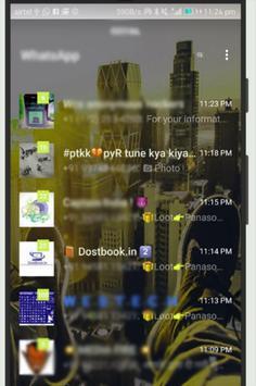 WA Transparan Terbaru 2018 screenshot 1