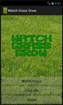 Watch Grass Grow poster