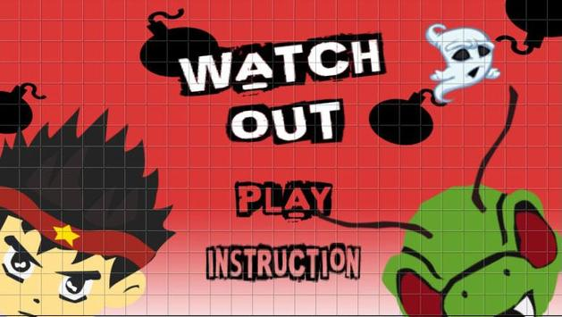 Watch Out! poster