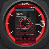 Tech Watch Business Theme icon