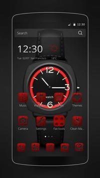 Tech Watch Business Theme poster